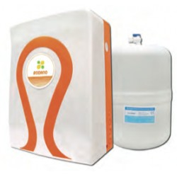 Osmosis inversa semi-compacta RODANO Booster