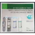 Kit Cartuchos OI Tiber Plus Antibacterias  Ø 69mm ( 4 Cartuchos )