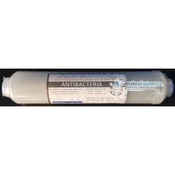 Postfiltro carbón CTO nanosilver antibacterias